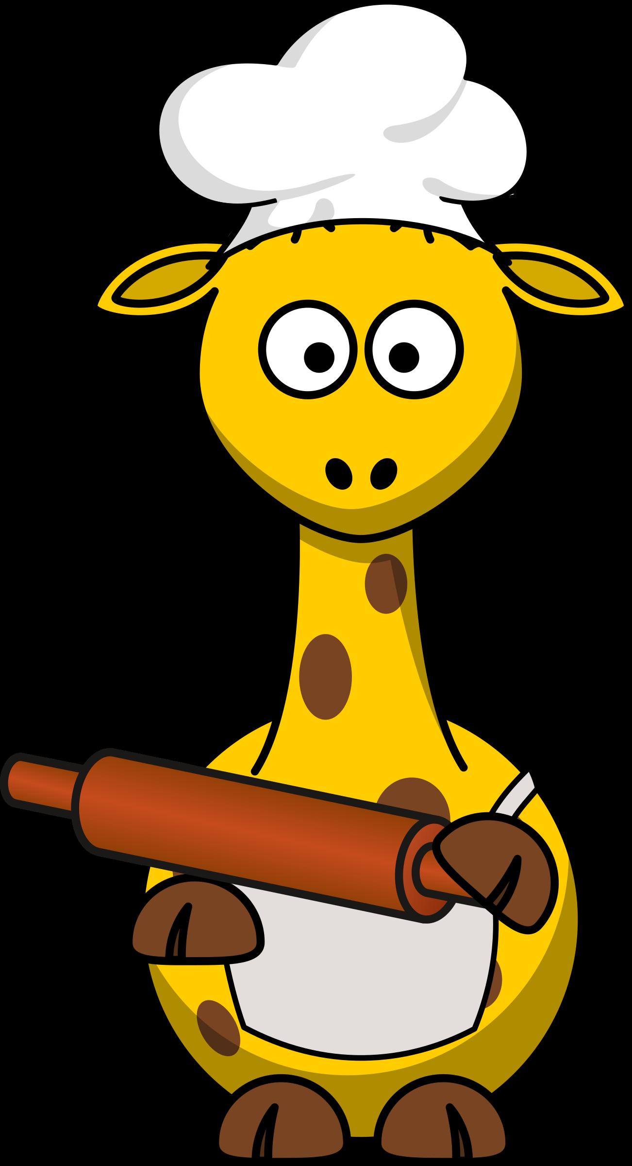 HD Giraffe Big Image Png.
