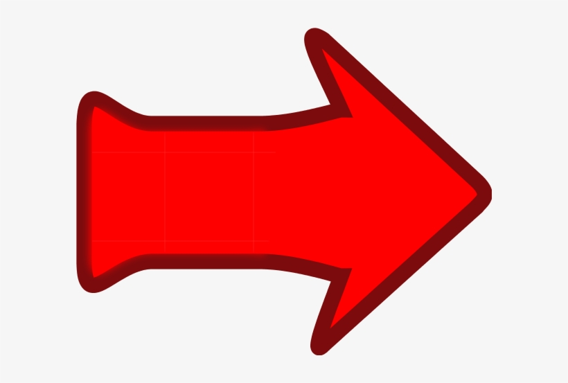 Clipart Red Arrow Pointing Right.
