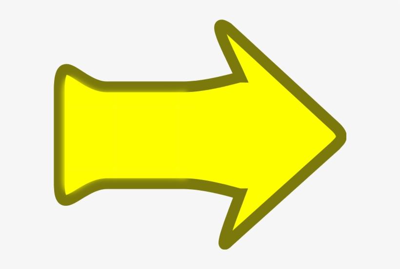 Cartoon Arrows Pointing Right Clipart.