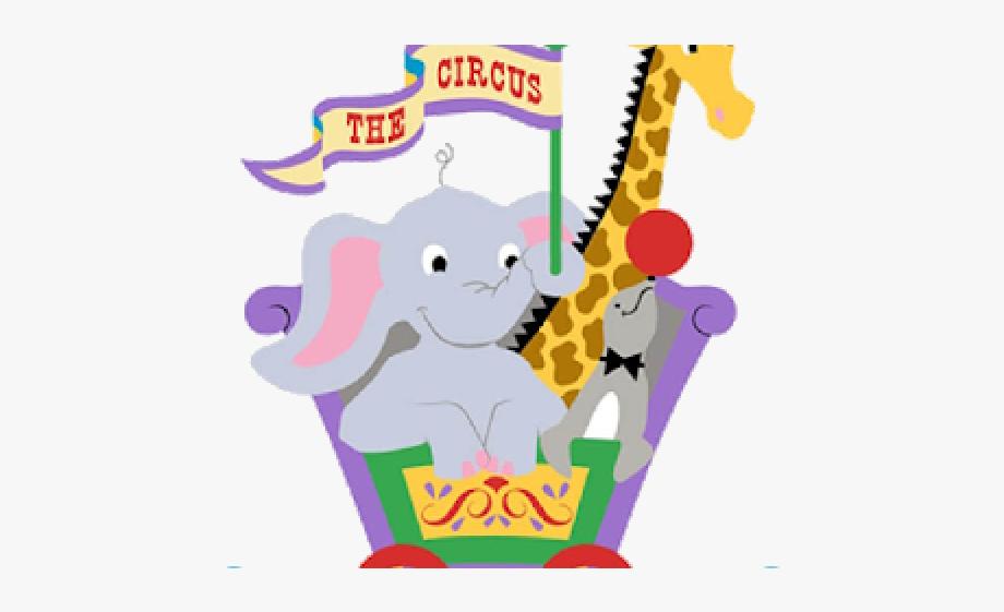 Baby Animal Clipart Circus.