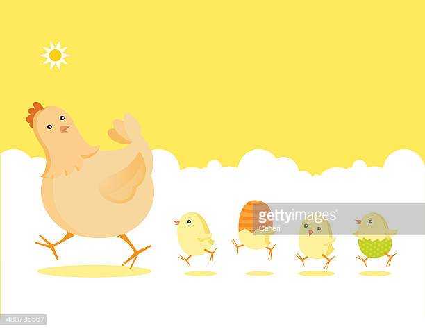 60 Top Baby Chicken Stock Illustrations, Clip art, Cartoons, & Icons.