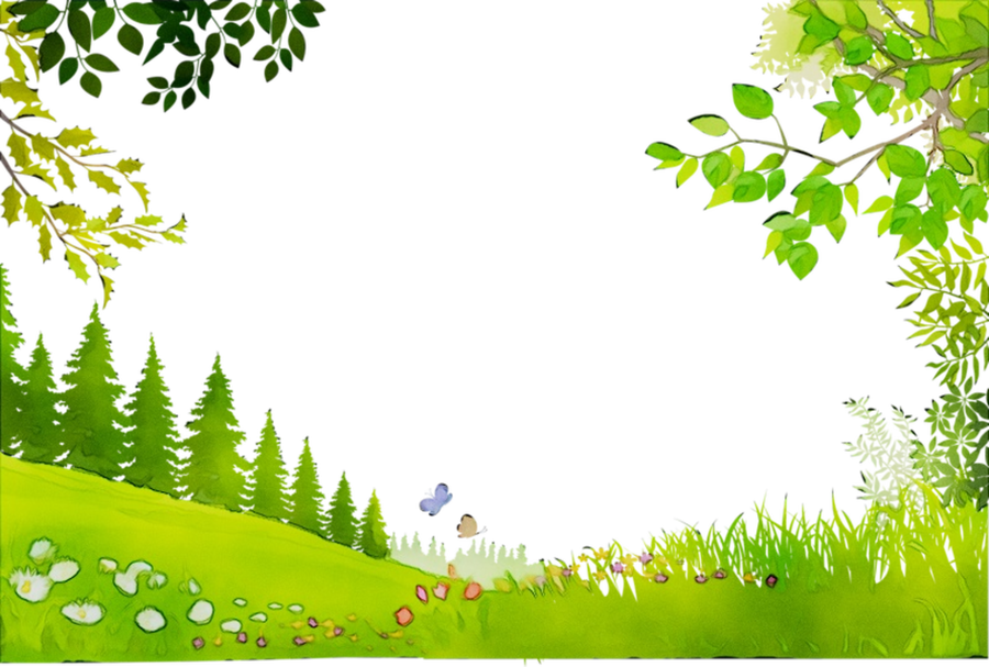 Summer Nature Background clipart.