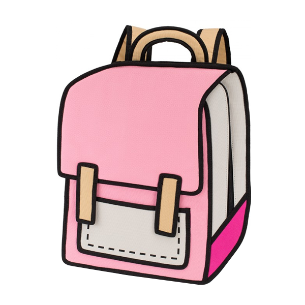 Cartoon Backpack Png , (+) Pictures.
