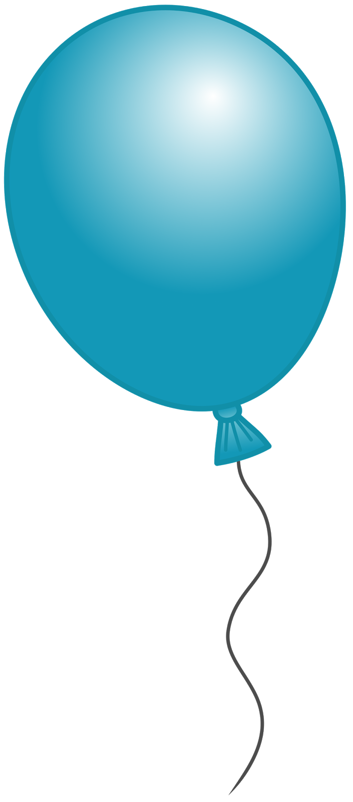 Balloon no background clipart.