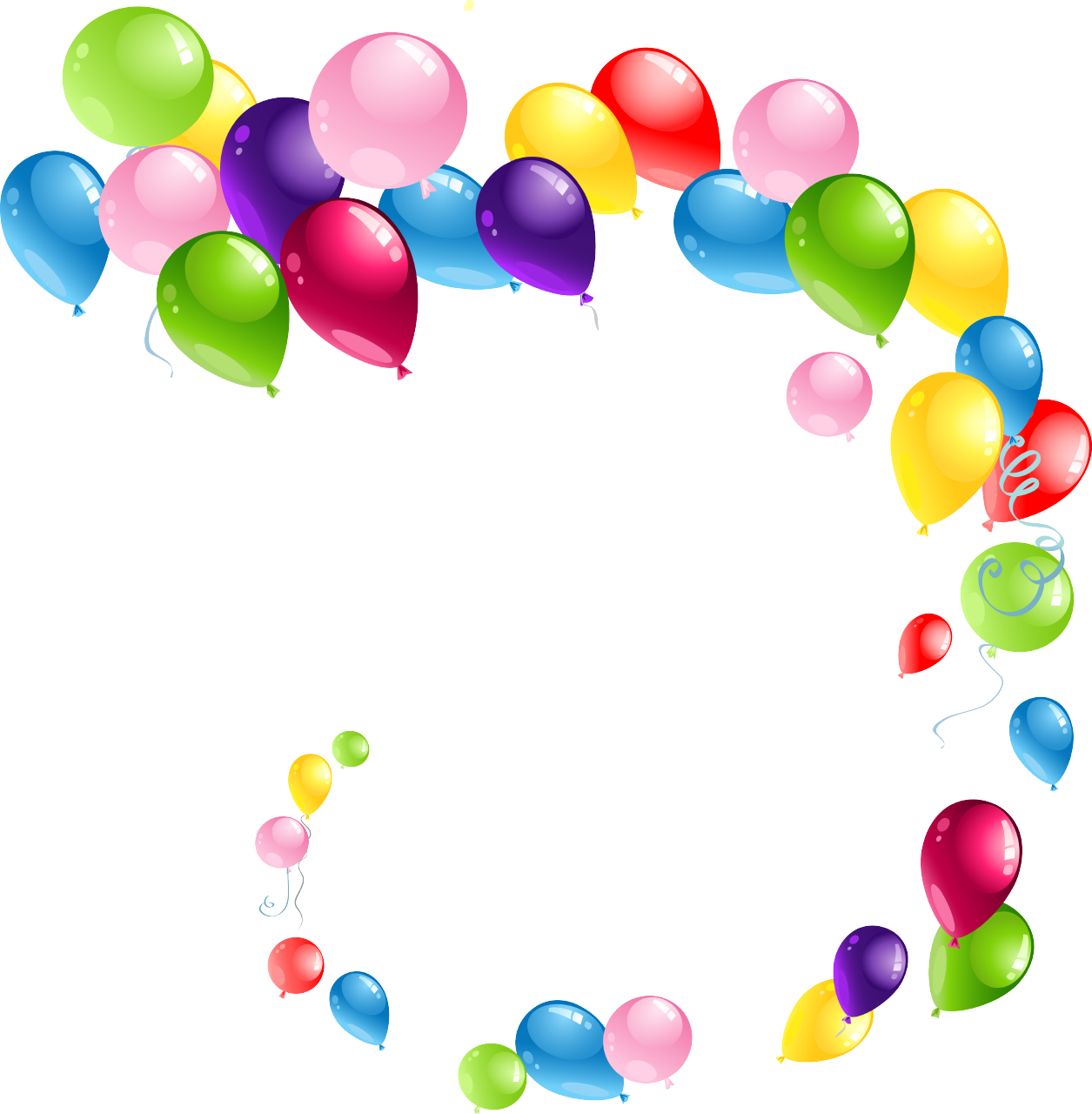 Balloons PNG HD Transparent Balloons HD.PNG Images..