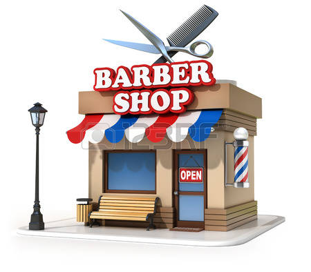 3,383 Barber Cartoon Cliparts, Stock Vector And Royalty Free.