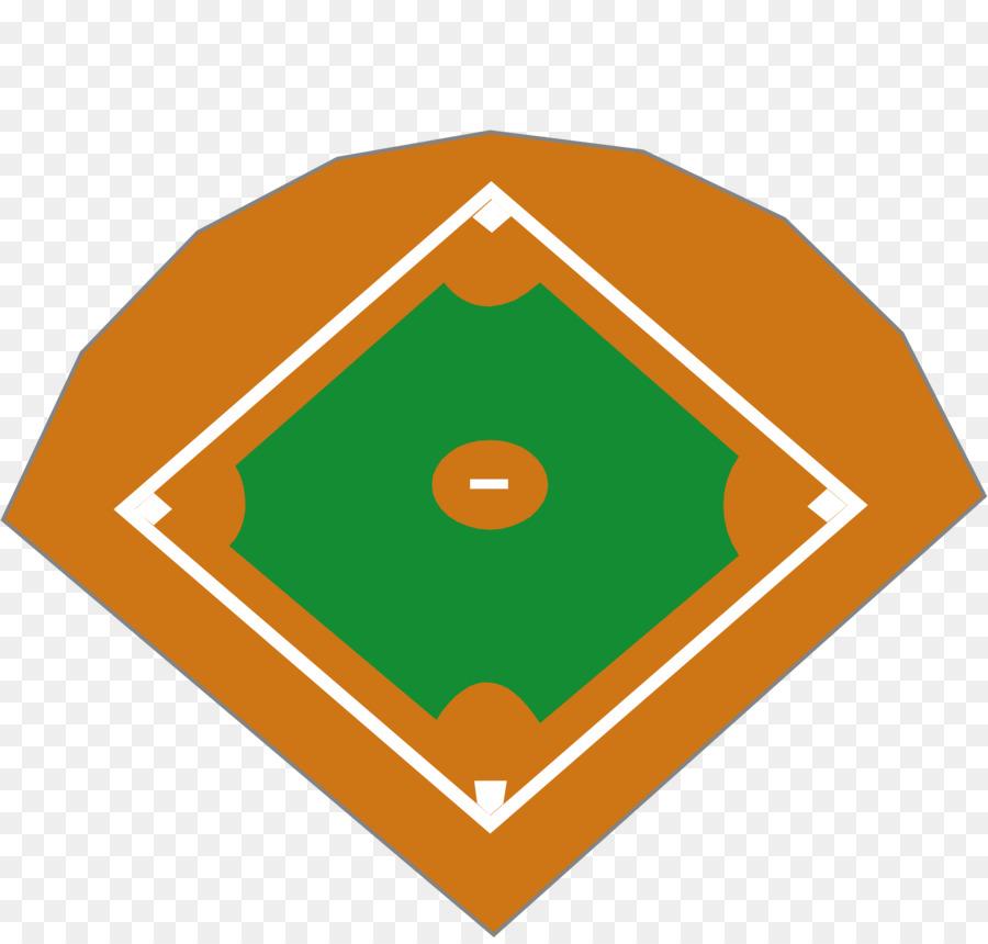 Softball Background.