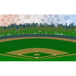 basball field clipart cliparts of basball field free.