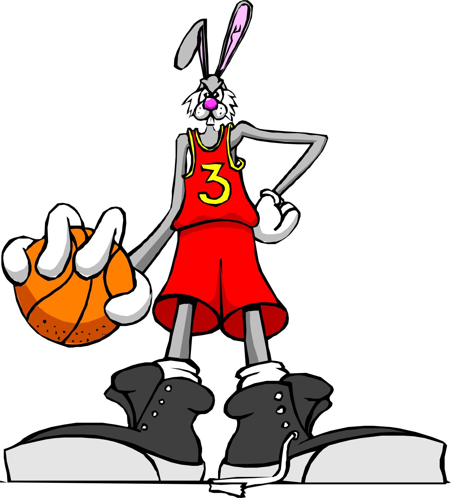 Cartoon Basketball Images.