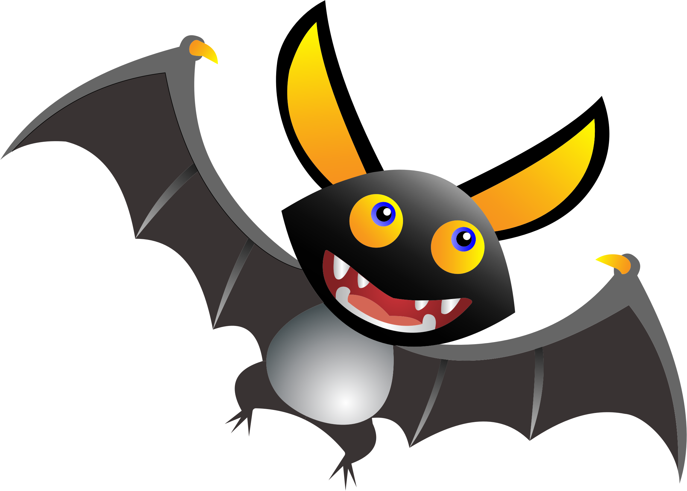Free Cartoon Bat Cliparts, Download Free Clip Art, Free Clip Art on.
