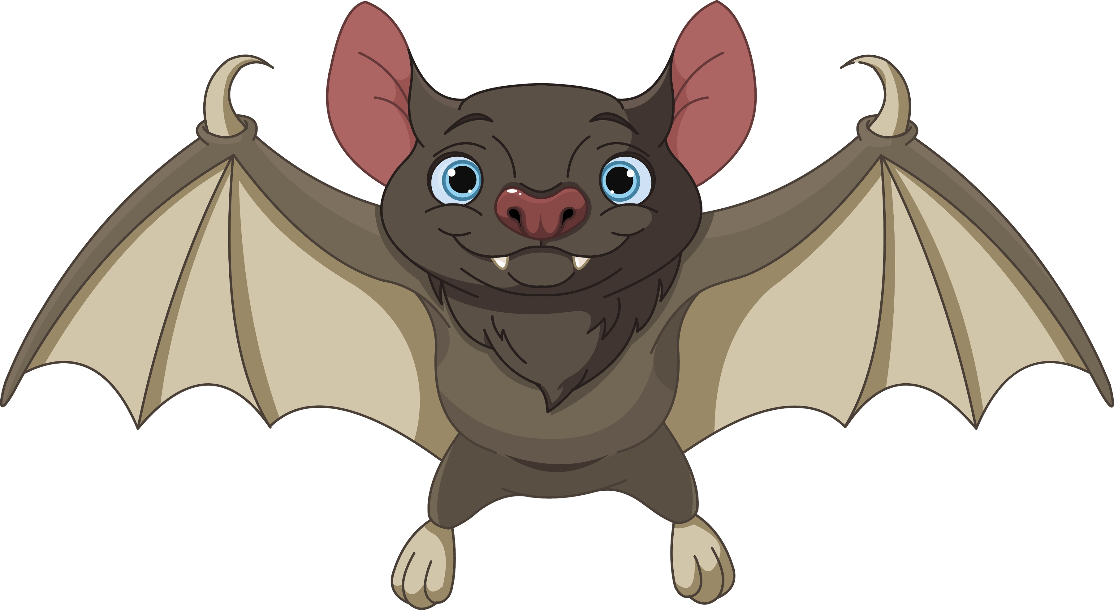 Bat Clipart & Look At Bat HQ Clip Art Images.