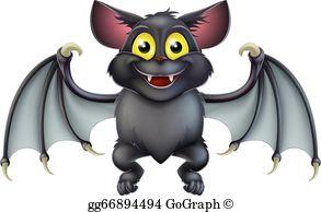 Bat Clip Art.