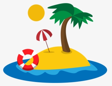 Transparent Beach Clipart Png.
