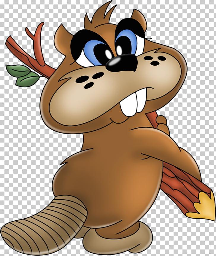 Beaver Cartoon Network , beaver PNG clipart.