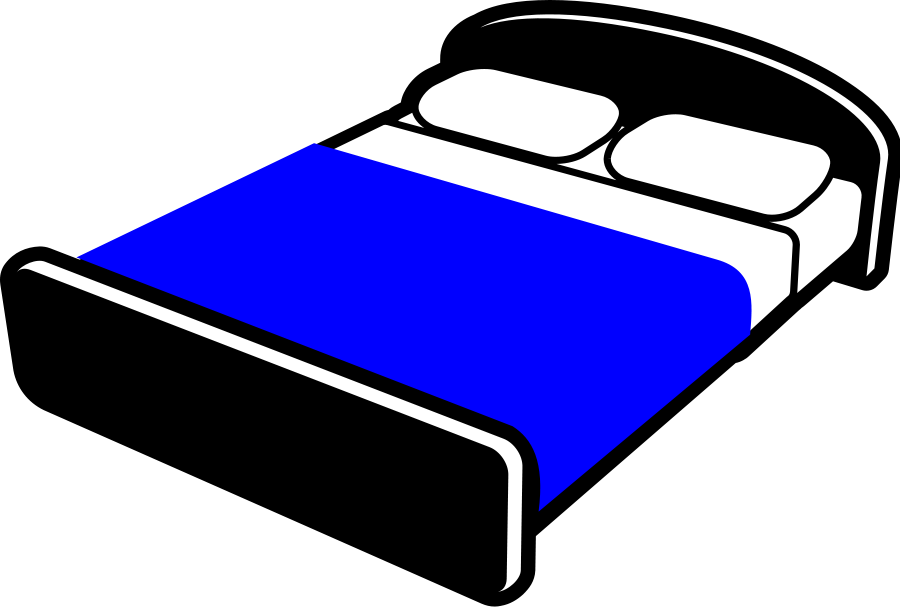 Free Cartoon Bed Png, Download Free Clip Art, Free Clip Art on.