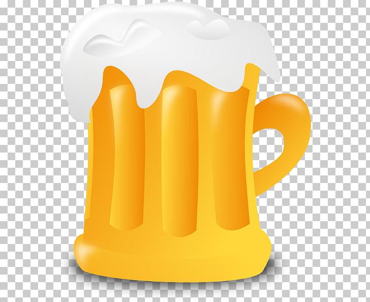 Beer Glasses , Cartoon Beer, beer mug PNG clipart.