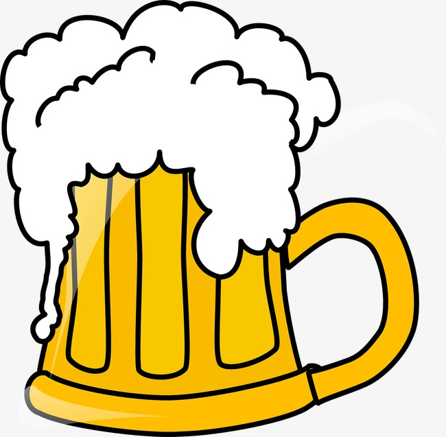 Cartoon Beer Icon Clipart Alcohol PNG Image Typical Pleasing 7.