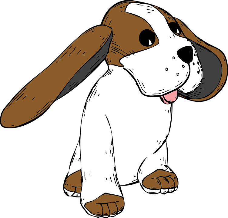 Free vector graphic: Puppy, Animal, Mammal, Cute, Ears.