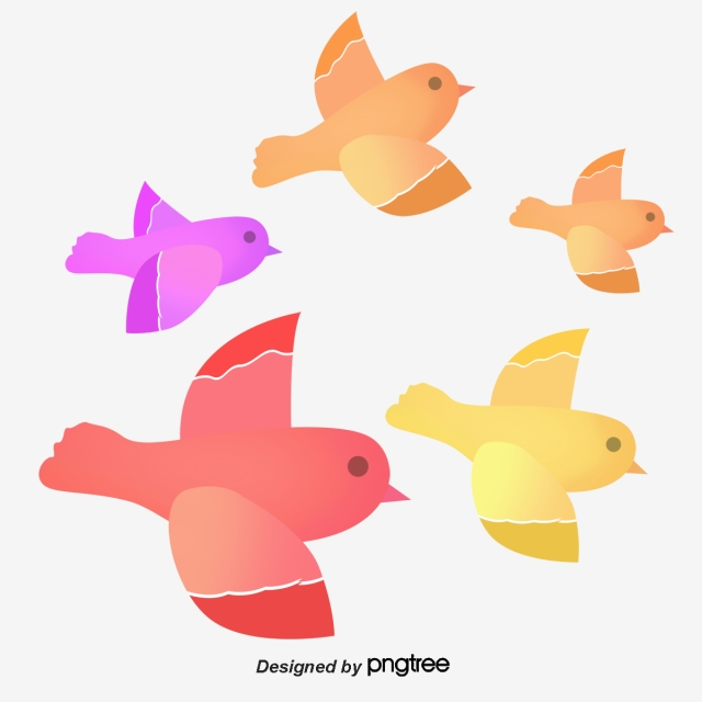 Cute Cartoon Bird, Cartoon Clipart, Bird Clipart, Cartoon PNG and.