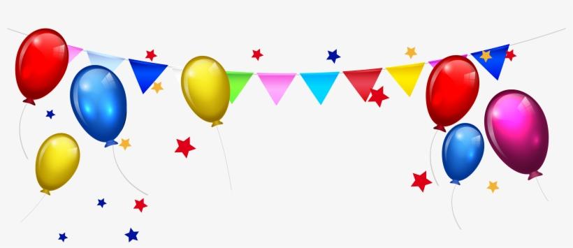 Cake Cartoon Clip Art Balloon Bunting Stars.