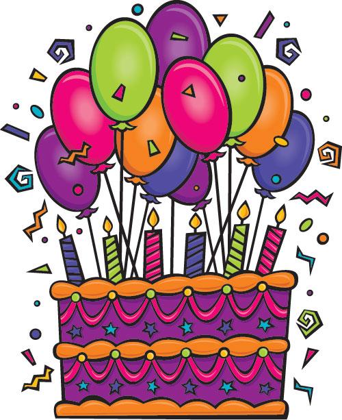 Free Cartoon Birthday Balloons, Download Free Clip Art, Free Clip.