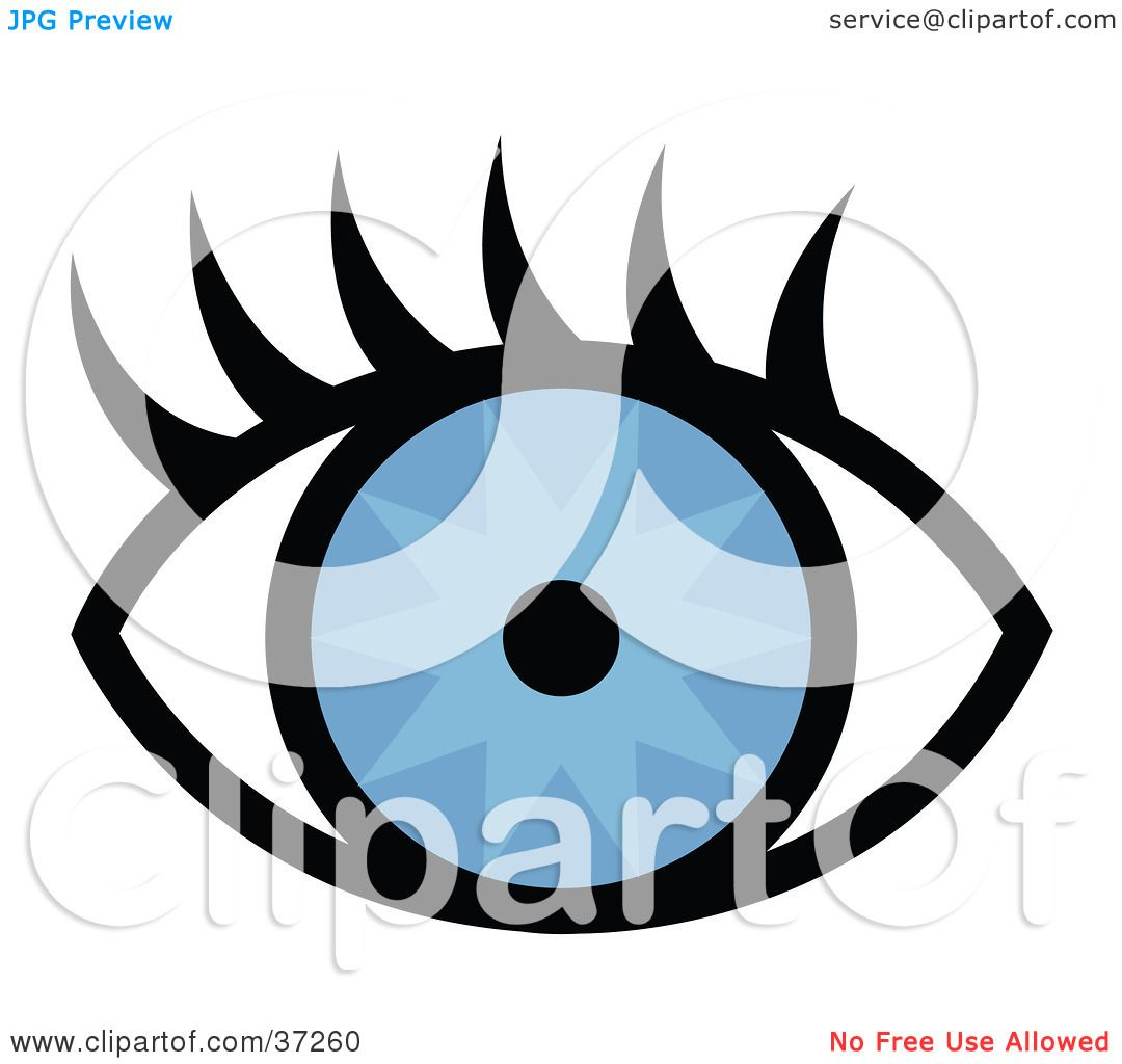 Eyes With Lashes Clipart (46+).