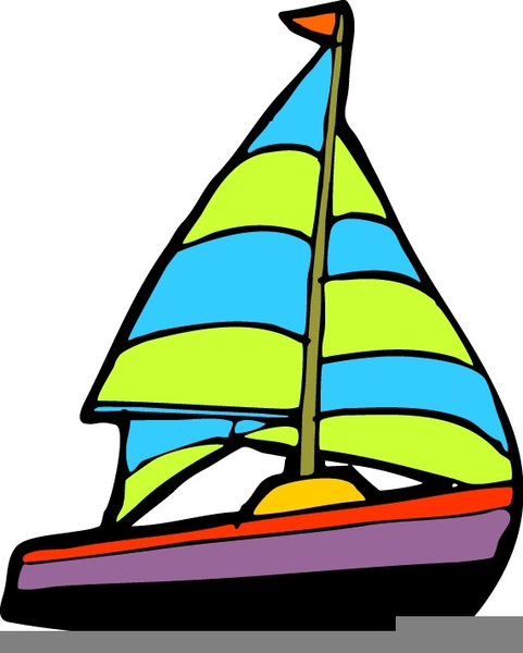 Free Cartoon Boats Clipart Images At Clker Com Vector Clip Elegant.