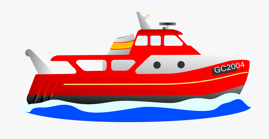Boat House Clipart Motor Boat.