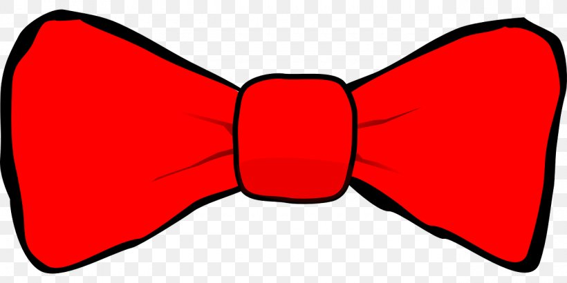 Bow Tie Necktie Red Clip Art, PNG, 1280x640px, Watercolor.