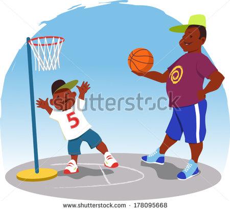Basketball Cartoon Stock Images, Royalty.