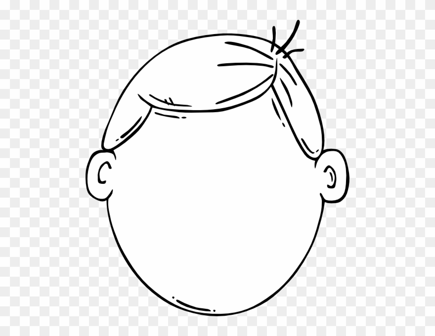 Boy Face Clip Art At Clipart Library.
