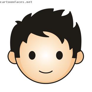 Free Boy Face Drawing Cartoon, Download Free Clip Art, Free.