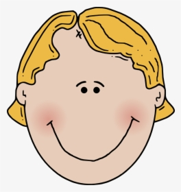 Boy Face Clip Art At Clker.