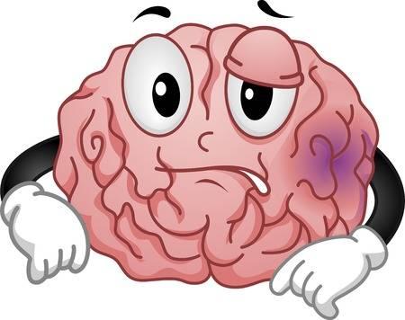 Cartoon Brain Stock Photos And Images.