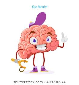 Cartoon brain clipart 1 » Clipart Station.