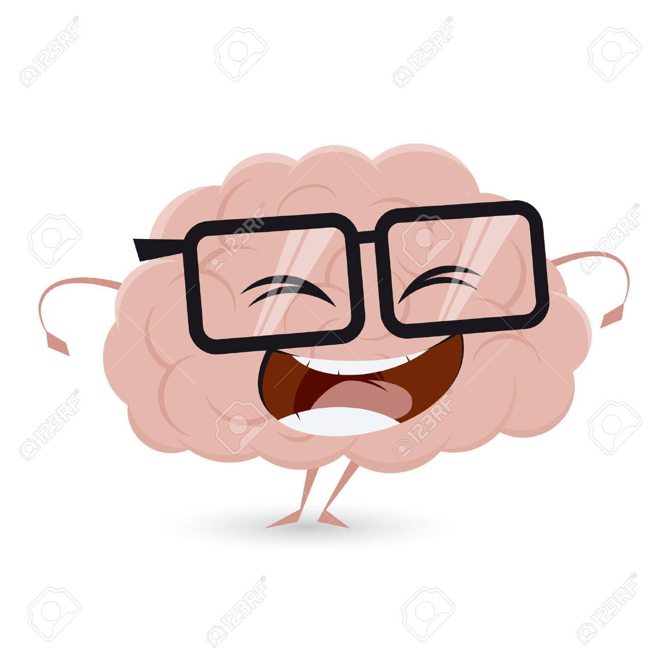 Cartoon brain clipart free » Clipart Portal.