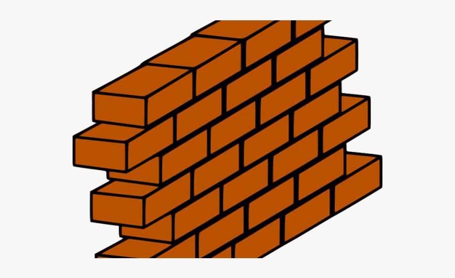 Bricks Clipart Pile Brick.