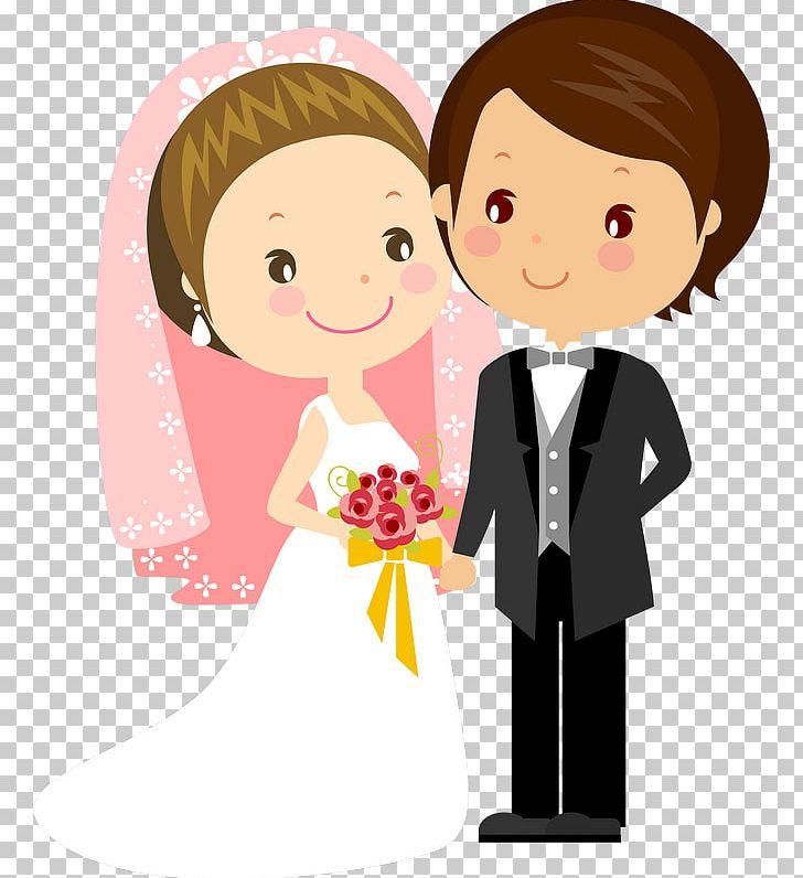 Wedding Invitation Bridegroom Cartoon PNG, Clipart, Bride, Bride.