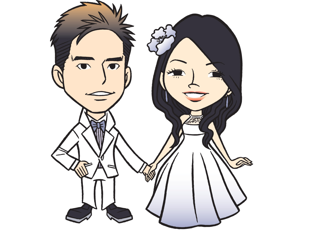 Free Bride Groom Cartoon, Download Free Clip Art, Free Clip Art on.
