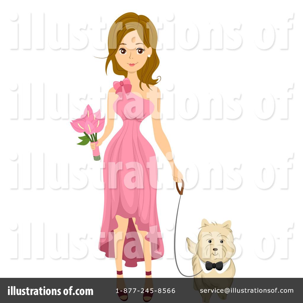 Bridesmaid Clipart #1186115.