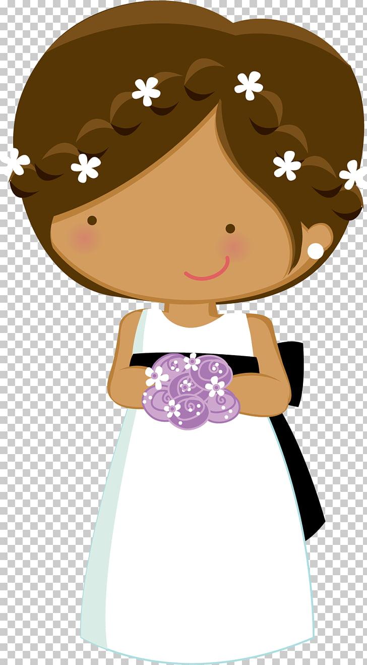 Marriage Wedding Boyfriend Bridesmaid , cute girl PNG.