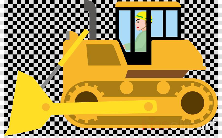 Bulldozer clipart cartoon, Bulldozer cartoon Transparent.