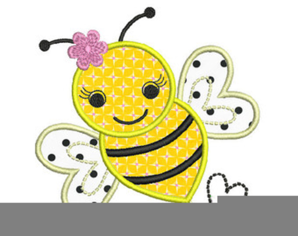 Cute Bumblebee Clipart & Free Clip Art Images #27760.