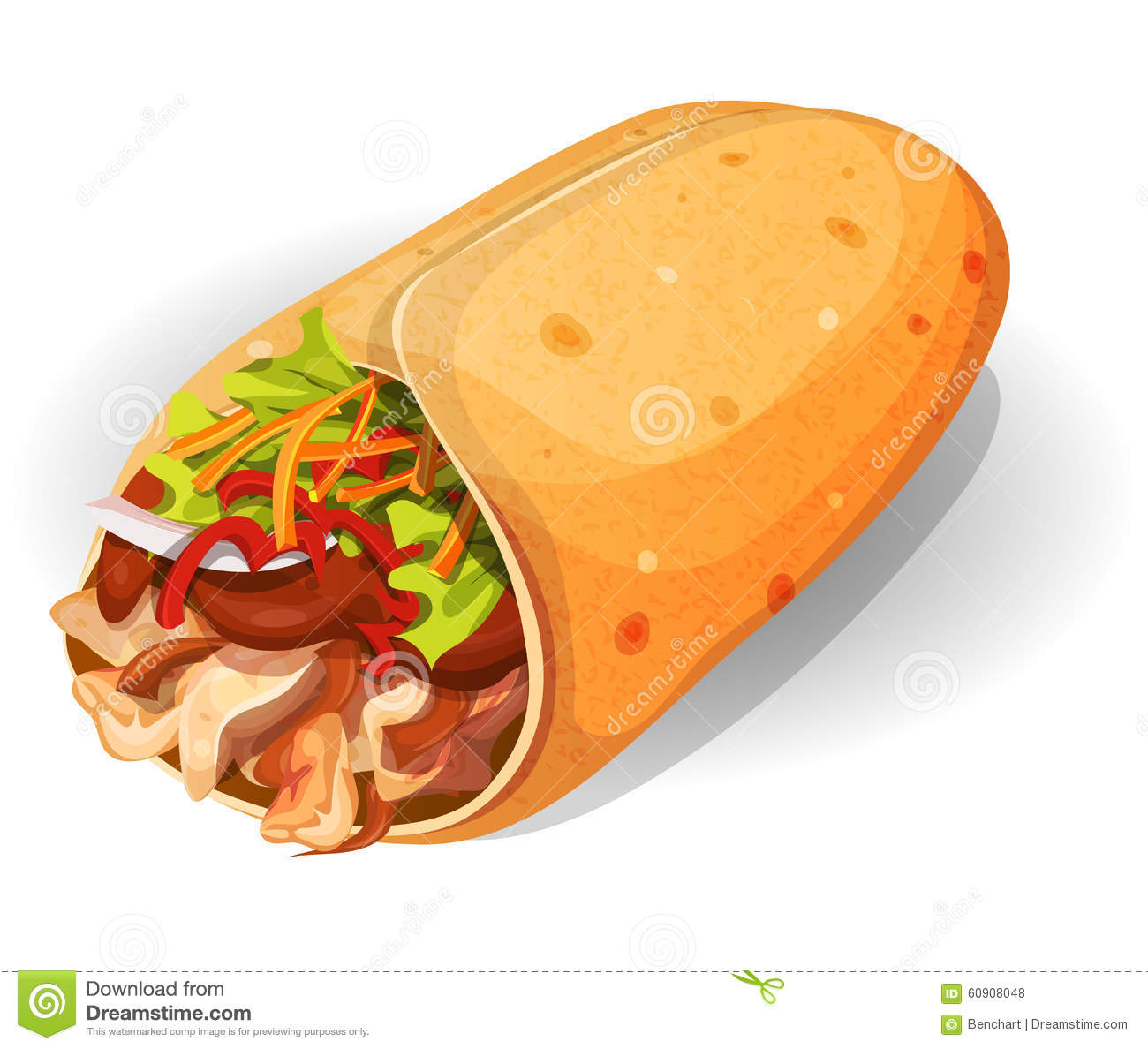 Burrito clipart free download on scubasanmateo.