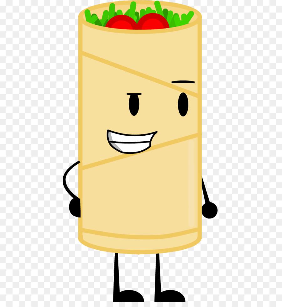 Taco Cartoon png download.