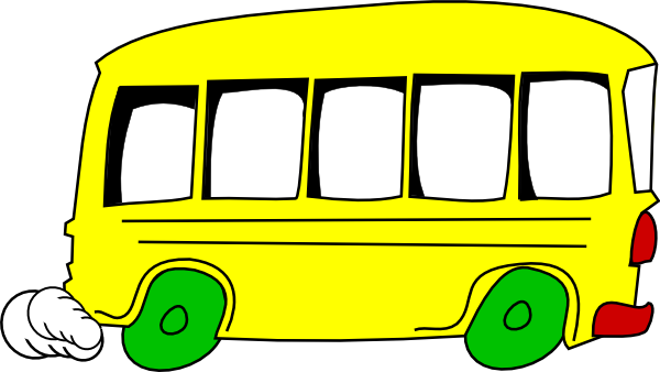 Free Cartoon Picture Of A Bus, Download Free Clip Art, Free.