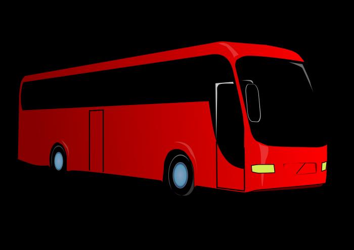 Cartoon Bus Png Vector, Clipart, PSD.