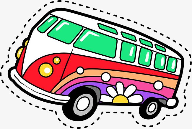 Bus Png Cute & Free Bus Cute.png Transparent Images #3455.