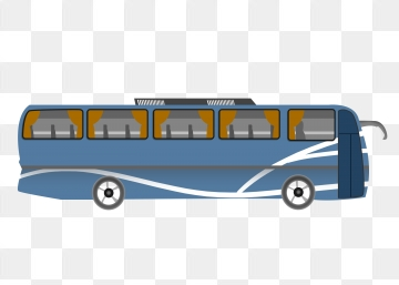 Bus Png, Vector, PSD, and Clipart With Transparent Background for.
