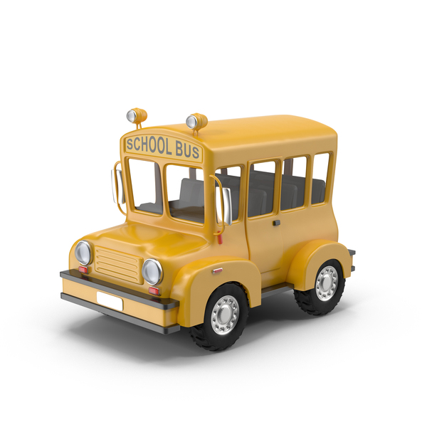 Cartoon School Bus PNG Images & PSDs for Download.